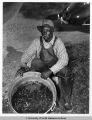 Man with Crawfish,