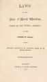 Laws of the State of North Carolina, passed by the General Assembly [1846-1847]