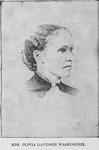 Mrs. Olivia Davidson Washington. Educator, Financier and Christian Martyr
