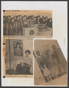 Clipping: Black Legends Dallas' Black Living Legends - Exhibitions - News