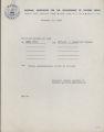 Travel Reimbursement for January 8 - February 2, 1966