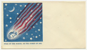 Star of the North, or comet of 1861 [graphic]