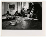 Meeting of Senator McGovern with black leaders in Washington