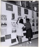 Dillard artbook wall