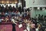 FIU Jazz Ensemble conductor Joseph Rohm