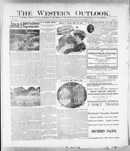 The Western Outlook. (San Francisco, Oakland and Los Angeles, Calif.), Vol. 21, No. 14, Ed. 1 Saturday, December 26, 1914 The Western Outlook