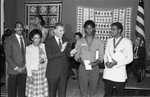 Southern Christian Leadership Conference (SCLC) MLK Essay Awards, Los Angeles, 1986