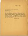 1958-08-21 Loeb Correspondence