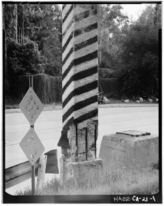 Prospect Boulevard Bridge, Prospect Boulevard spanning Seco Street, Pasadena, Los Angeles County, CA