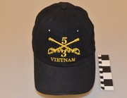 3rd Squadron 5th Armored Cavalry Veterans Baseball Cap of Roy George