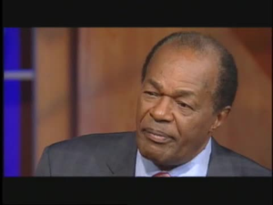 Evening Exchange; Marion Barry Interview