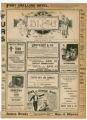"""Gayest Manhattan"" theater program, Bijou Opera House, Minneapolis, Minnesota"
