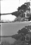 On a river bank, Antioka, Mozambique, ca. 1901-1907