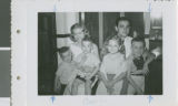 The Rideout Family, Bangkok, Thailand, 1961