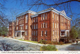 Collis P. Huntington Academic Building, Tuskegee Institute, Alabama