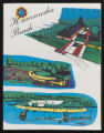 Documents regarding the history of and development plans for Hammocks Beach State Park, 1965-1969