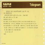 Telegram from Ivy Lee Cudlipp to Mayor Kevin H. White