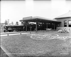 Thumbnail for Marshalltown C. & N.W. Ry. station