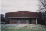 Nashville Christian Institute Gymnasium: front view