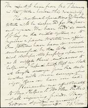 Letter to] Dear Phelps [manuscript