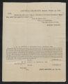Governor David Stone Correspondence: December 27, 1808-December 4, 1810