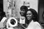 Dream Girls cast backstage, Los Angeles, 1983