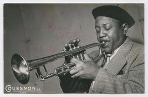 Autographed photo of Roy Eldridge