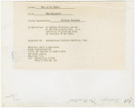 Art Exhibits - International Business Machines (IBM) - Southern Rhodesia, The Minstrel (Col. A. E. Capell)