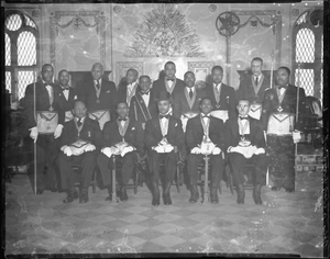 John F. Cook Lodge '48 [cellulose acetate photonegative]