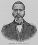 Professor E. Moore, A. M., Ph. D