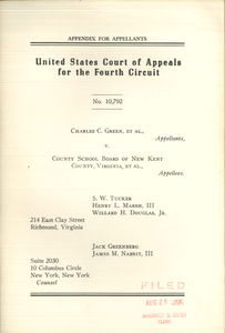 Appendix for Appellants