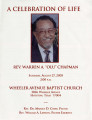 Warren A. Chapman