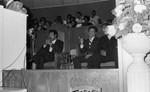 Jesse Jackson at Church Service, Los Angeles, 1983