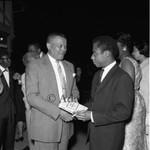 James Baldwin, Los Angeles, 1964