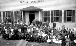 Knox Institute (African-American school)