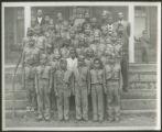 African American boyscouts