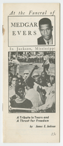 At the Funeral of Medgar Evers in Jackson, Mississippi: A Tribute in Tears and a Thrust for Freedom