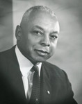 Businessman Norman O. Houston, circa 1960