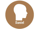 Personal data for Faye Duncan Daniel