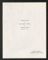 National Board Files. Area/State Files: Southern Area, undated, 1965-1967. (Box 3, Folder 22)