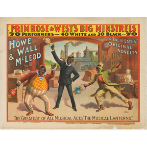 Thumbnail for Primrose & West's Big Minstrels