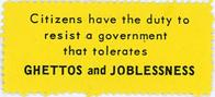 Night Raiders--Citizens Have The Duty To Resist A Government That Tolerates Ghettos And Joblessness