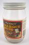 Jar of Chef Oscar's barbecue sauce