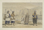 Bameean : Tajuks of Bameean and the Kohistan