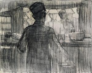 A.R.C. Canteen, World War I