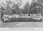 Christian unity, fellowship and education; Inter-Scholastic Young Men's Association Meeting held at King's Mountain, N.C., May, 1913