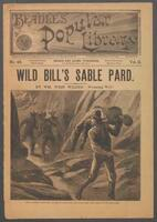Wild Bill's sable pard, or, The pirates of Peaceful Pocket