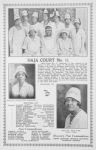 Naja Court No. 11; Bessie Little; First Commandress; Mollie Tolliver; Grand Deputy