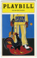 Seven Guitars Playbill, Walter Kerr Theatre, New York, 1996 (Cover and Page 26)