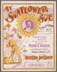 My sunflower Sue
